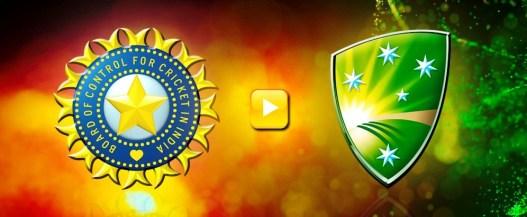 India-Vs-Australi-2013-Logo