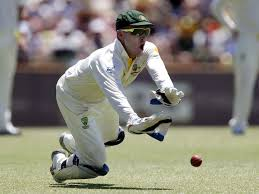 Haddin's glovework is not up to scratch
