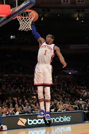 Amare's explosiveness was a key to his game