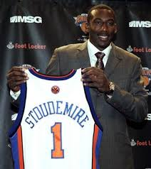 Amare's signature with New York ended a long period of irrelevance