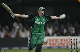 Ireland beat England and it was rad.