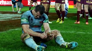 Depressed Paul Gallen