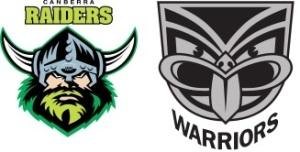 RaidersVSWarriors