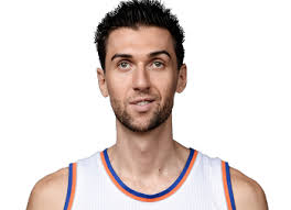 Bargnani. Not renowned for his effort. (Source: AP)