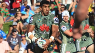 Soliola and the forwards were excellent in the second half.