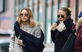 Mary Kate and Ashley emerge from talks with Tigers officials