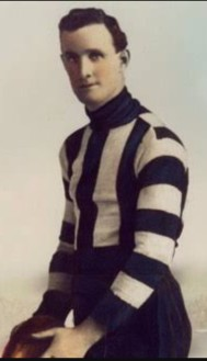 thumbnail_Jock McHale the first man to play 250 games