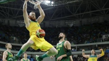 thumbnail_Boomers emphatic in win over Lithuainia