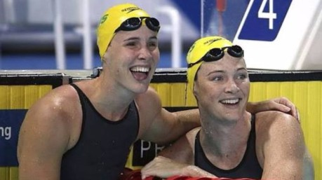 thumbnail_Campbell sisters lead oz assault in pool