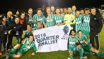 thumbnail_Green Gully celebrate advancing to the Quarters