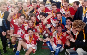 thumbnail_Happier Times - Knights Champions of Australia 1995
