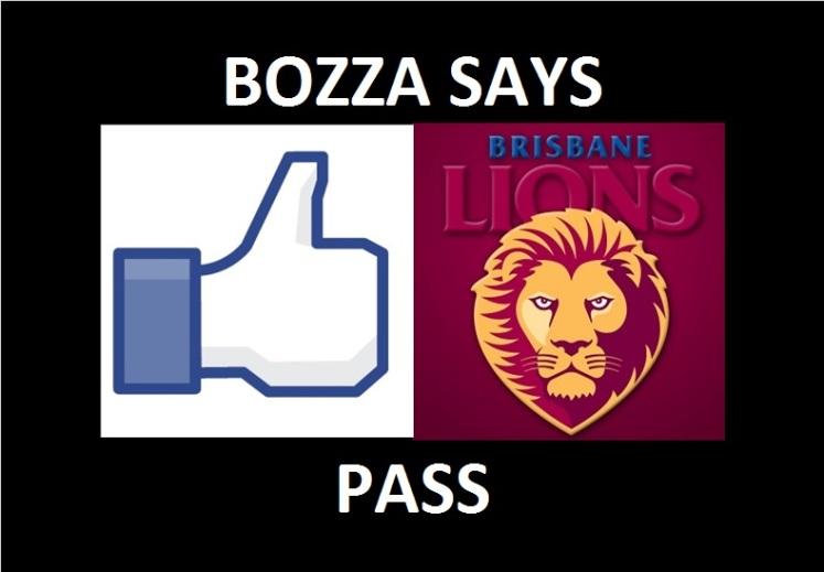 Lions pass