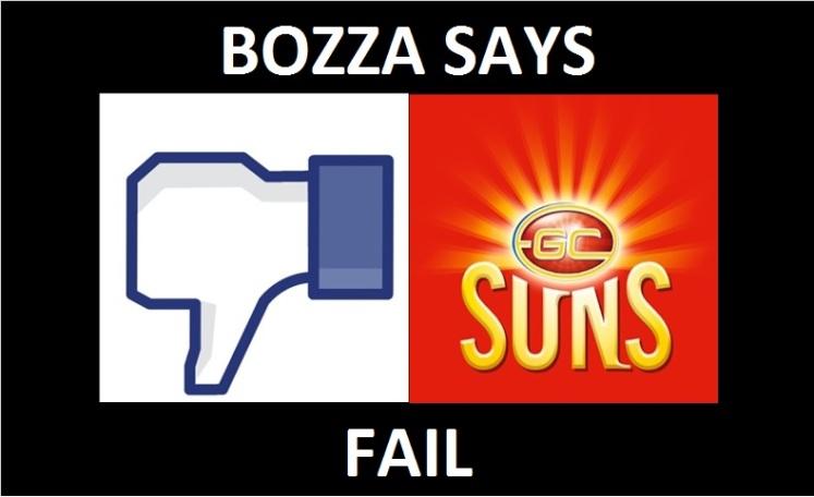 Suns Fail