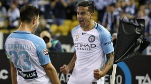 A-League Rd 2 - Melbourne Victory v Melbourne City