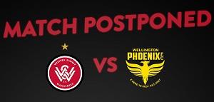 Match Postponed