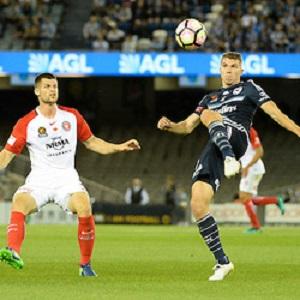 Melbourne Victory FC v Western Sydney Wanderers FC, 12th November 2016