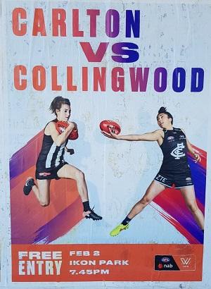 Carlton Collingwood